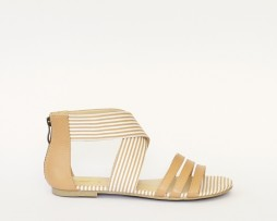 Kanabis brown stripes sandals