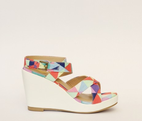 Kanabis multicoloured wedges