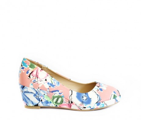 Floral Madness pumps