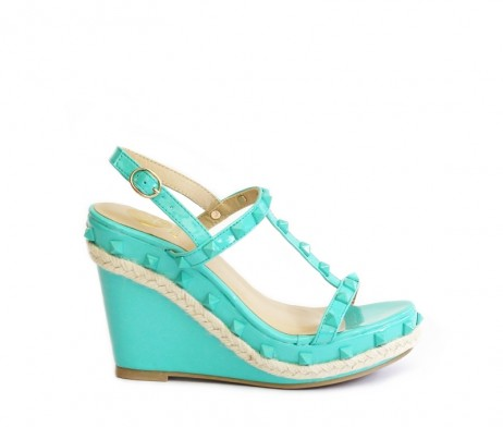 Green T wedges