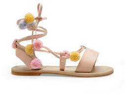 Kanabis Poppins Pom Pom Pink Sandal
